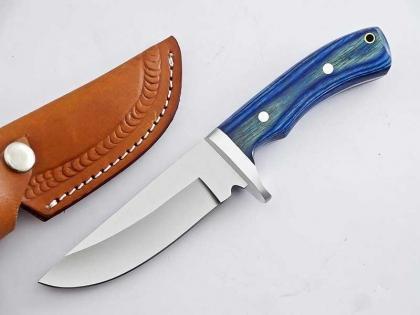 Handmade D2 Steel Hunting Skinner Knife