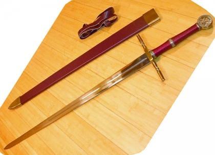 The Witcher 3: Wild Hunt Geralt Sword