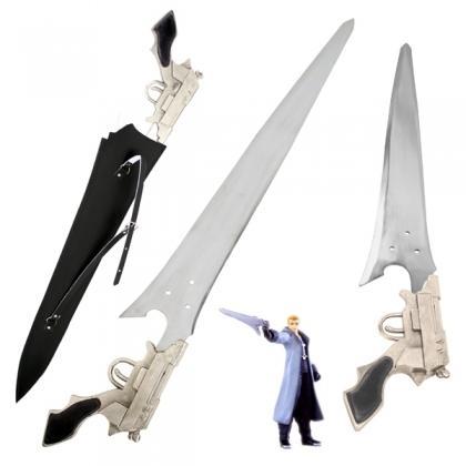 Final Fantasy-Seifer Almasy Hyperion Gunblade Sword