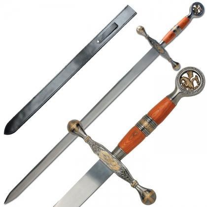 Legendary Saint George Dragon Slayer Ascalon Medieval Sword