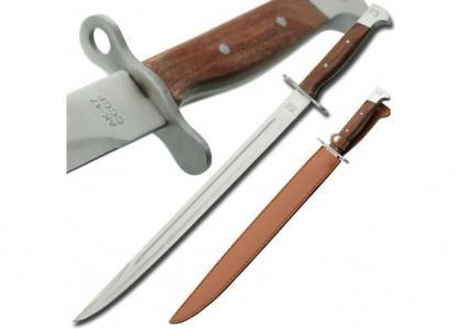 Full Tang Bayonet Machete