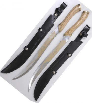 LOTR Legalos Fighting Knives