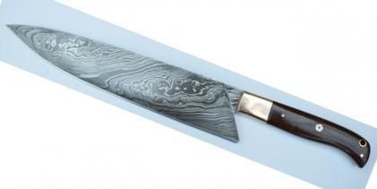 Damascus Kitchen Knives