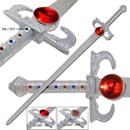 Thundercats Sword of Omens Light up Sword