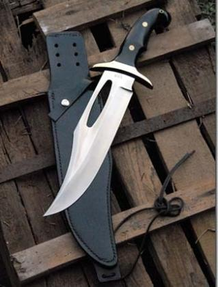 First Blood Rambo III Knife