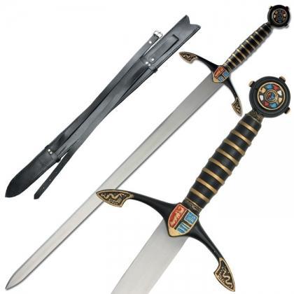 Black Prince Edward of Woodstock Medieval Sword