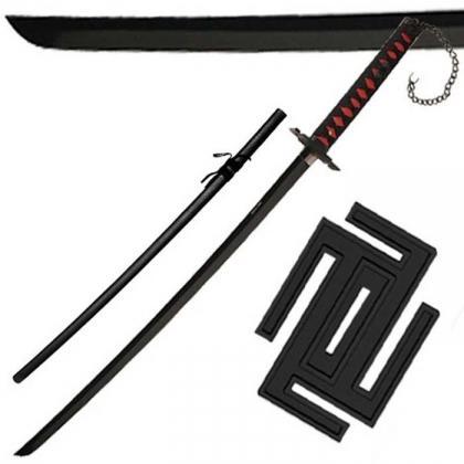 Anime Ichigo Tensa Bankai Sword Cutting Moon 68 inches