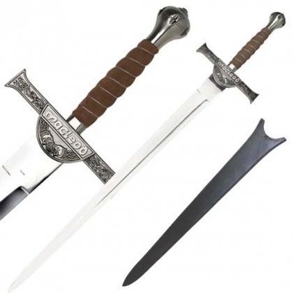 Highlander - MacLeod Clan Broadsword Sword