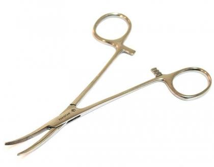 Kelly Hemostat Forceps